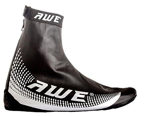 AWE® AWEBright�?3M Scotchlite Sobre la cubierta del zapato PU negro
