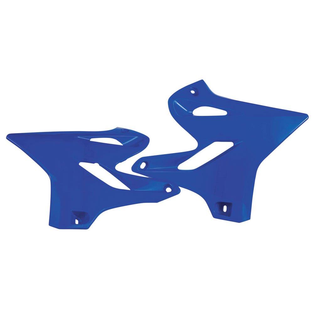 Radiator Shroud- YZ125/250:15-15 yz blue