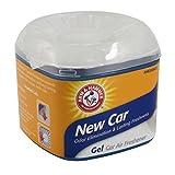 ARM & HAMMER AH8300NEC 4.5oz Gel Air Freshener, New Car, Pack of 1