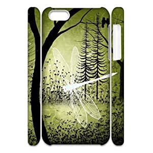 Custom New Case for Iphone 5C 3D, Dragonfly Phone Case - HL-R667931