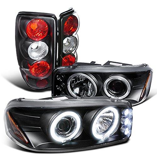 05 denali halo headlights - 5