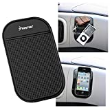 Insten Car Grip Pad Non Slip Sticky Anti Slide Dash Cell Phone Mount Holder Mat For Huawei Google Nexus 6P; LG Google Nexus 5X; Apple iPhone X / 8 / 8 Plus 7/ 7 Plus / 6S/ 6S Plus ; Galaxy S7 Edge/ S7