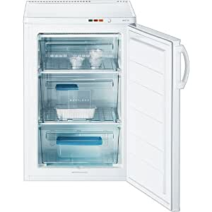 AEG Arctis 60110 GS2, 184 kWh/year, A+, Blanco, 850 mm, 550 mm, 610 mm - Congelador