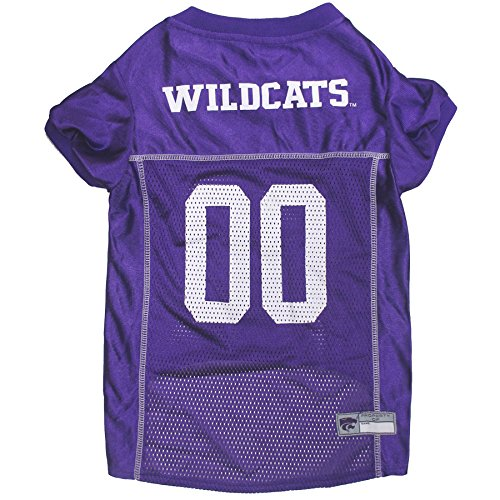 - NCAA KANSAS STATE WILDCATS DOG Jersey, Small