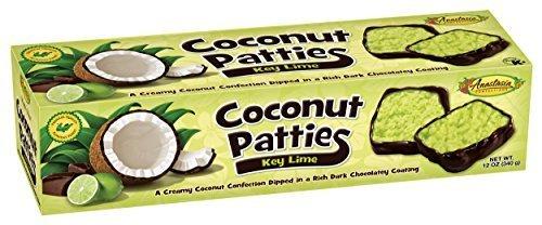 Key Lime Flavor Coconut Patties by Anastasia