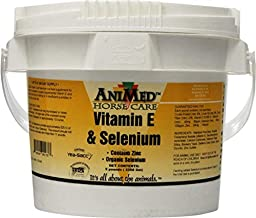 VITAMIN E & SELENIUM DIETARY SUPPLEMENT FOR HORSES - 5 POUND
