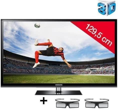 Televisor Plasma 3d PS51E490 + Cable HDMI – 24 de karätig Dorado, 1,5 m – – swv3 432ws/10: Amazon.es: Electrónica
