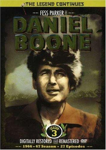 Daniel Boone - Season Three