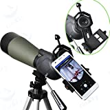 Gosky-Universal-Cell-Phone-Adapter-Mount-Compatible-with-Binocular-Monocular-Spotting-Scope-Telescope-and-Microscope-For-Iphone-Sony-Samsung-Moto-Etc-Record-the-Nature-of-the-World