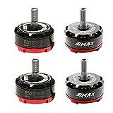 Thriverline Emax RS2205S 2600KV Brushless Motor Cooling Series for X210 QAV250 QAV300 FPV Racing Quadcopter