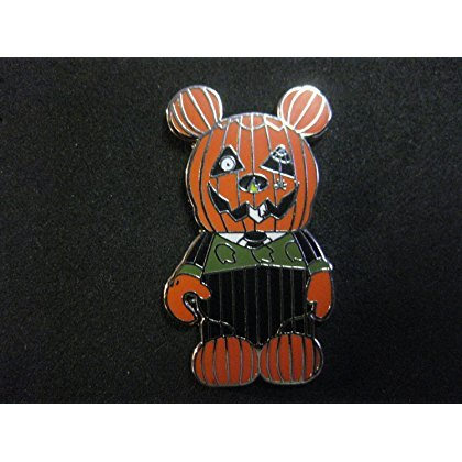 Disney Pin Vinylmation Limited Release Halloween ()