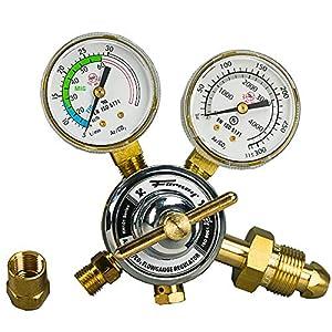 Forney 85363 Argon/CO2 Regulator Kit for Mig Welder, 5/32-Inch from Forney