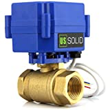 """Motorized Ball Valve- 1"""" Stainless Steel Electrical"""