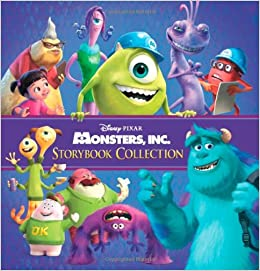 Monsters, Inc. Storybook Collection: Disney Book Group, Annie Auerbach