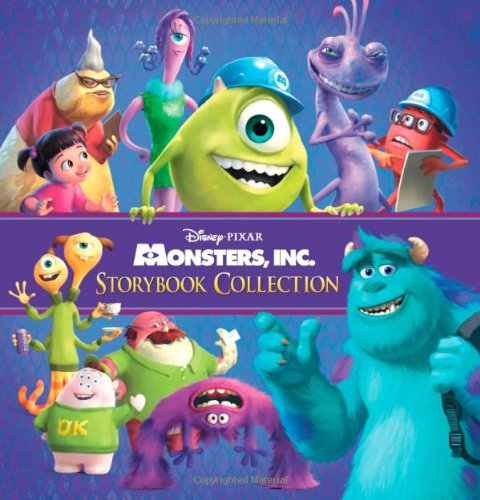 Monsters, Inc. Storybook Collection