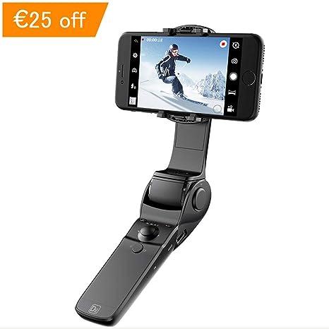 Smartphone Gimbal, Gimbal bieleta para Smartphones, D1: Amazon.es ...