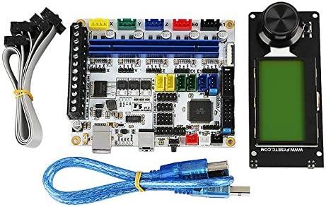 Semoic Accesorios De Impresora 3D F5 Placa De Control Principal + ...