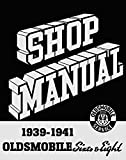 1939 1940 1941OLDSMOBILE FACTORY REPAIR SHOP & SERVICE MANUAL - INCLUDES: Olds 60, 70, and 80 (Eighty) series (includes the 2 & 4-Door Touring Sedan, Club Coupe, 2 Passenger Business Coupe, Convertible Coupe, Five-Wheel Sedan Chassis)