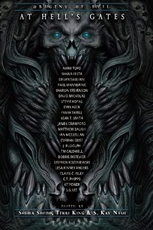 book cover of At Hell\'s Gates 2: Origins of Evil