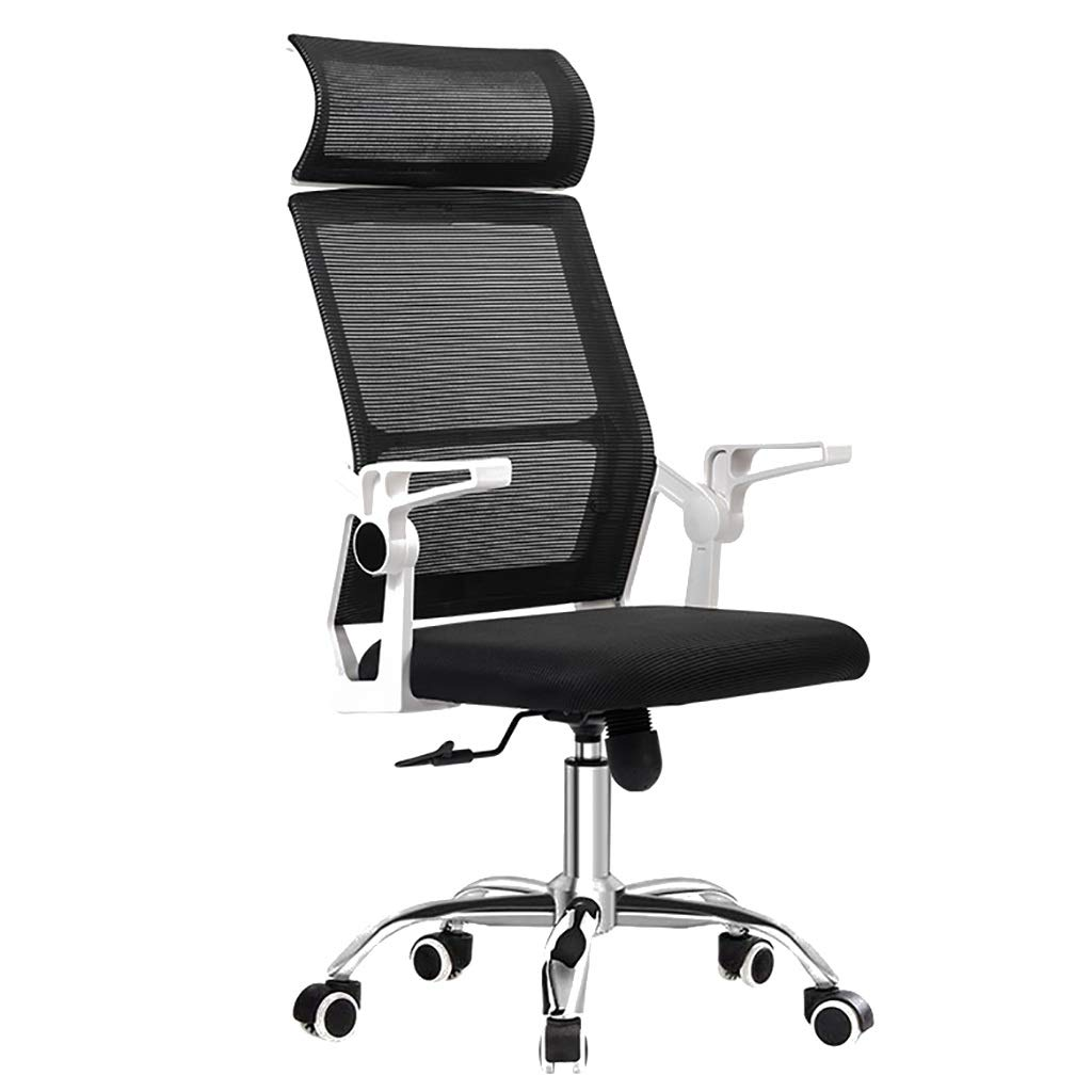NSSDSD Computer Chair, 42cm Widening Adaptive Headrest for A More Comfortable Experience, Five Color Optional Computer Chairs (Color : B)