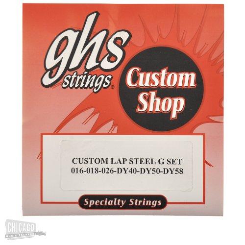 Steel Lap Acoustic Guitar (GHS Electric Lap Steel Strings G Tuning 16-58)