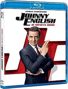 Johnny English: De Nuevo En Acción (+ BD) [Blu-ray]