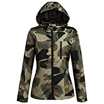 Meaneor Lightweight Hoodie Windproof Cycling Hiking Outdoor Coat Coma Jacket