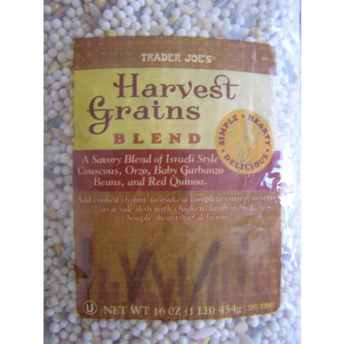 Trader Joe's Harvest Grains Blend 16 Ounces/bag (9 - Harvest Grain