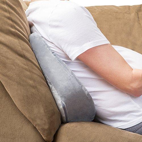 Dr Flink Pregnancy Memory Foam Wedge Bed Pillow Support