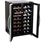 Whynter Wine Cooler (Stainless Steel, WC-321DD)