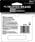 Duracell CopperTop 9V Alkaline Batteries | Long