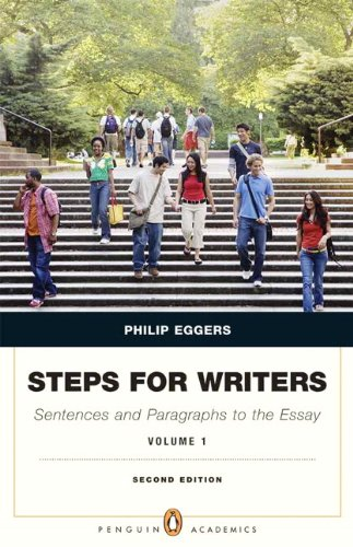 Steps for Writers: Sentence and Paragraph to the Essay, Volume 1 Plus NEW MyWritingLab with eText -- Access Card Package
