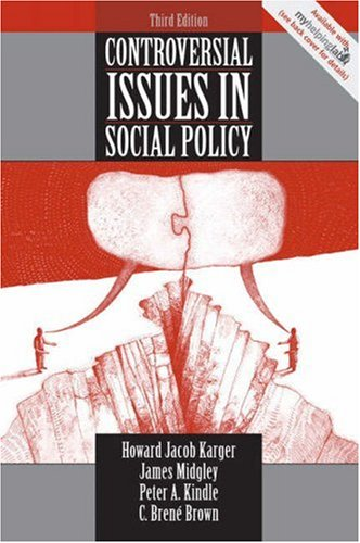 Controversial Issues in Social Policy (3rd Edition)