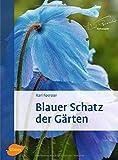 Blauer Schatz der Gärten