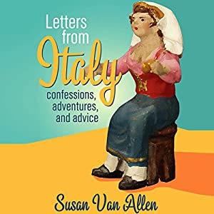 Letters from Italy Audiobook