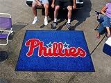"""Philadelphia Phillies Tailgater Rug 60""""""""72"""""""""""