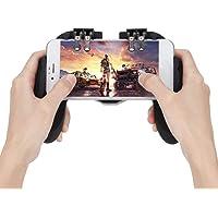 Mobiele gaming controller, Game Phone Grip warmteafvoer, joystick smartphone gamepad warmteafvoer met ventilator…