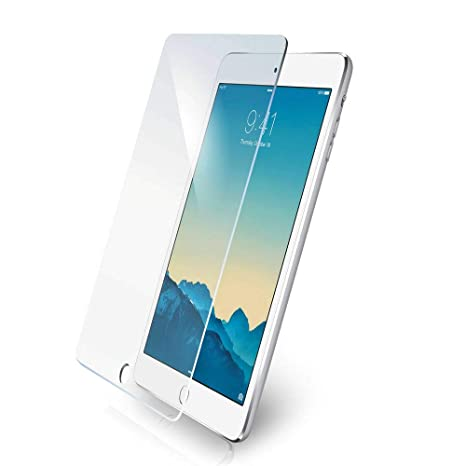 iPad 9.7 Screen Protector 6th Generation Tempered Glass Film Anti-Scratch Pack