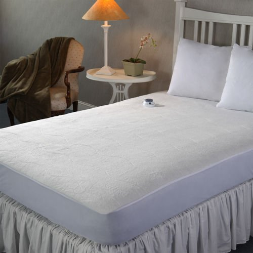 Low Voltage Heated Mattress Pad - 4