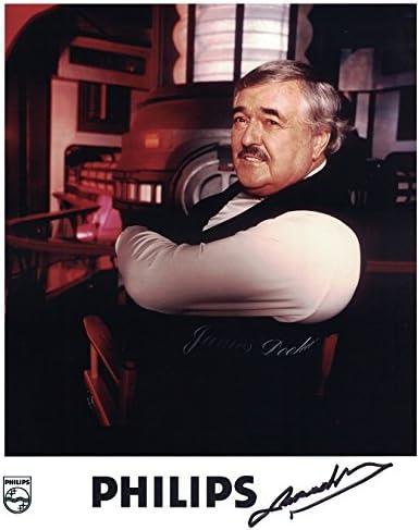 STAR TREK Autograph 8x10 Photo James Doohan
