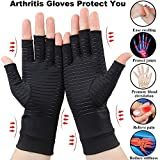 2 Pairs Compression Gloves for Women and Men