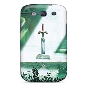 First-class For Iphone 4/4S Case Cover Dual Protection Master Sword