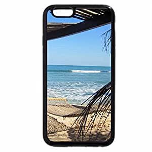 iPhone 6S / iPhone 6 Case (Black) Listen To The Waves