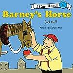 Barney's Horse | Syd Hoff