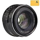 Meike MK-50mm F2.0 Large Aperture Manual Focus Lens for Sony E Mount Camera NEX3/3N/5/5T/5R/6/7/A5000/A5100/A6000/A6100/A6300