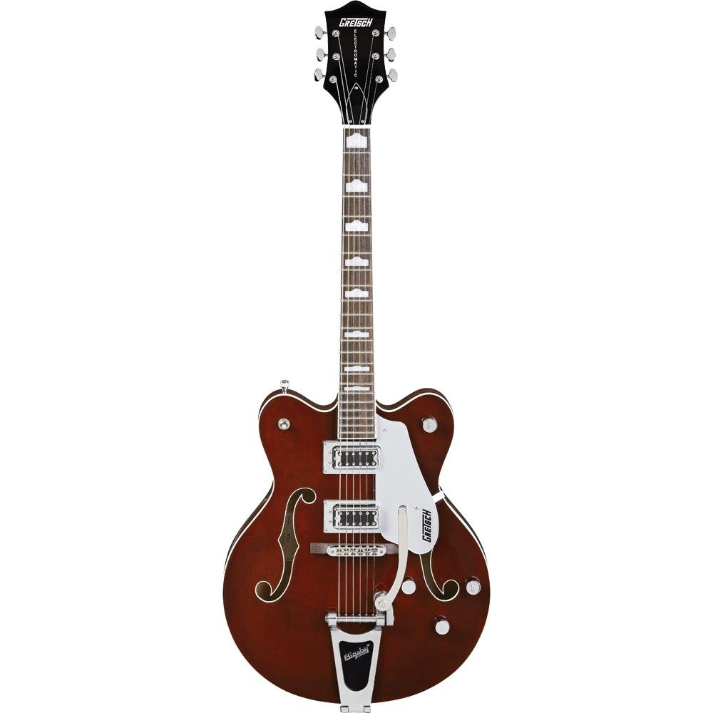 Amazon.com: Gretsch G5422TDC Electromatic Hollow Body Electric Guitar:  Musical Instruments