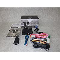 EXCALIBUR RS-475-3D - Deluxe LED 2-Way Remote Start & Keyless Entry system