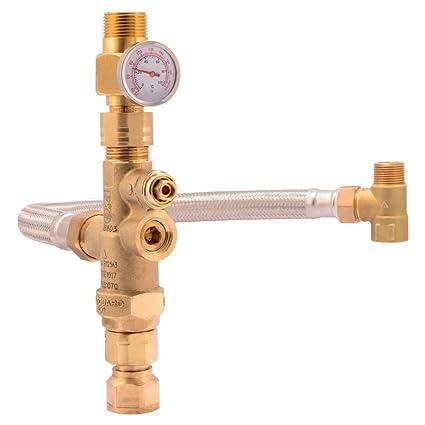 cask1  # efectivo Acme 24644 mix02020lf plomo calor Guardia Depósito Booster Pro calentador de agua