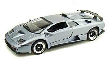 Buy Lamborghini Diablo Gt Grey Motormax 73168 1 18 Scale