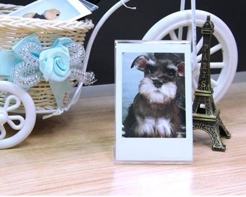 Stand Photo Frame for Fujifilm Instax Polaroid Mini - Polaroid Online Frame
